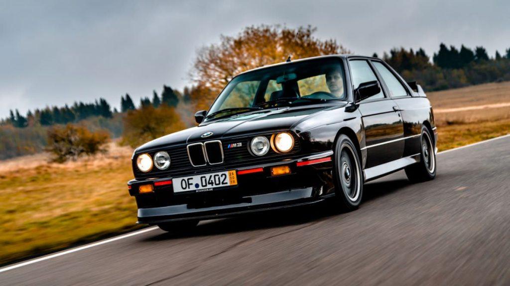 BMW-M3-E30-Evo-1990