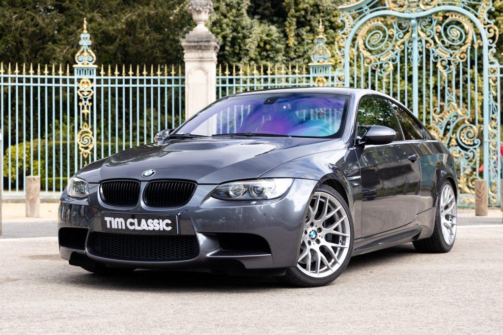 BMW M3 E90 noire